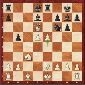 Yu Yangyi-Mvl, Match pour la 3e place (1).