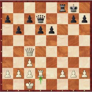 Mvl-Yu Yangyi, Match pour la 3e place (4).