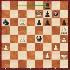 Mvl-Yu Yangyi, Match for third place (tie-break 1).