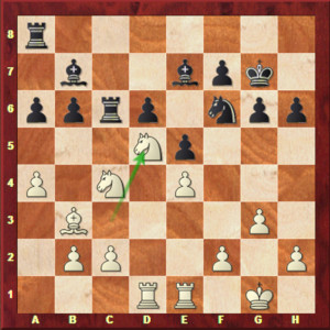 Mvl-Wei Yi, round of 16, first game