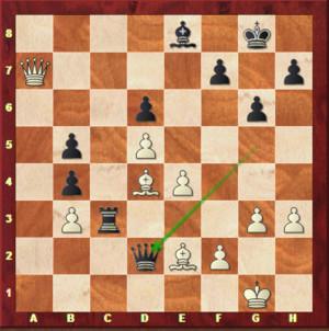 Topalov-Mvl, 1/4 finale aller.