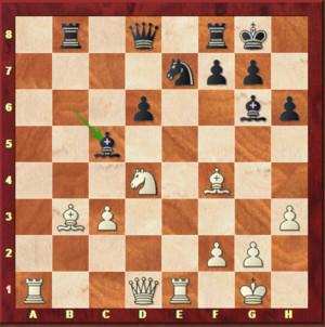 Mvl-Grischuk, 1/2 finale aller.