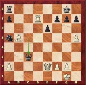 Grischuk-Mvl, 1/2 finale retour.