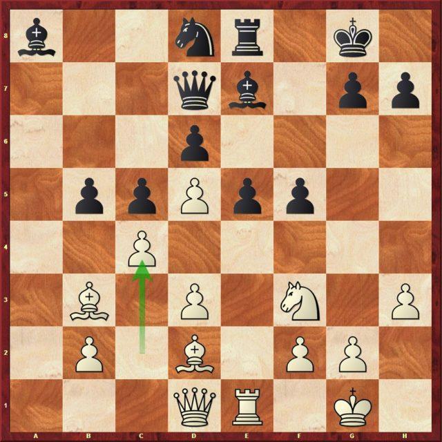 Mvl-Ding Liren, round 2.