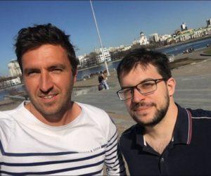 Sous le soleil avec Sébastien Mazé : footing, études d'échecs et dîner avec le consul sont au programme de la journée