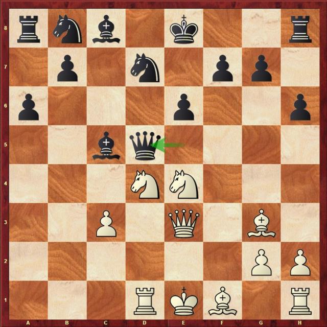 Caruana-Mvl, Ronde 8.