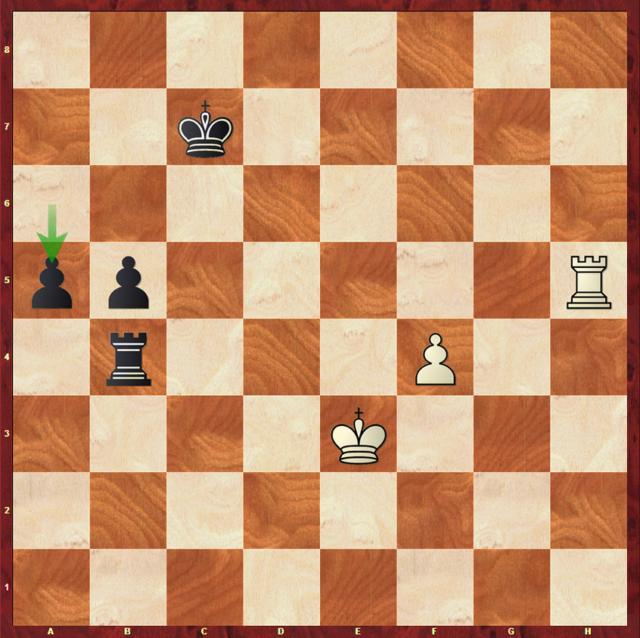Paravyan-Mvl, 1/32e - tie-break Blitz aller.