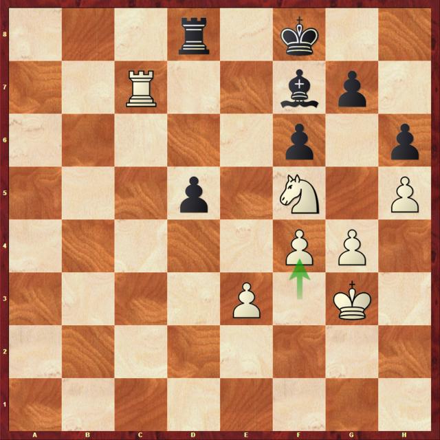 Karjakin-Mvl, 1/8e - Tie-break 2 aller.