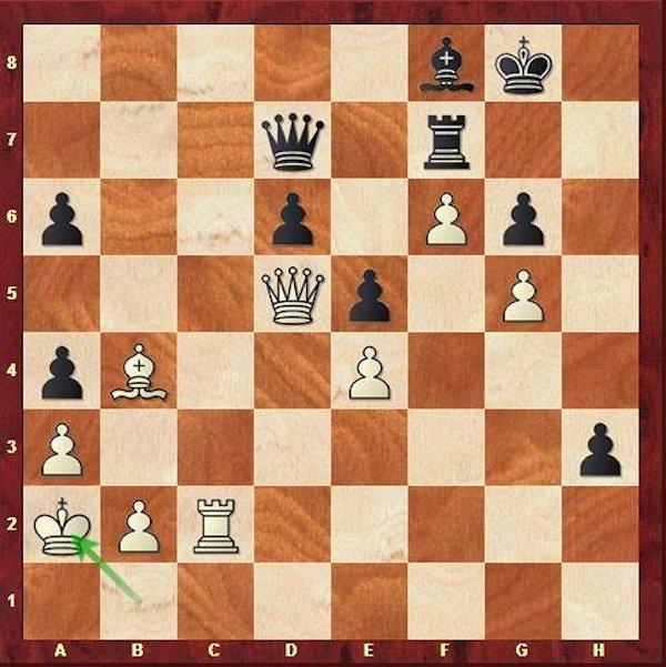 Caruana-MVL, round 6