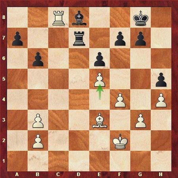 Caruana-Mvl, Ronde 5.