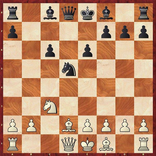 Giri-Mvl, Ronde 8, 1e partie.